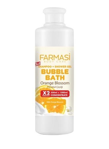 Farmasi Bubble Bath Orange Blossom Portakal Çiçeği-500Ml Renksiz